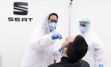 Seat otestuje svoje zaměstnance na koronavirus