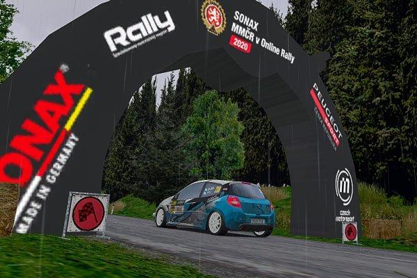 Na Rallye Český Krumlov triumfoval Citroën