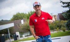 Loeba čeká pátý Dakar