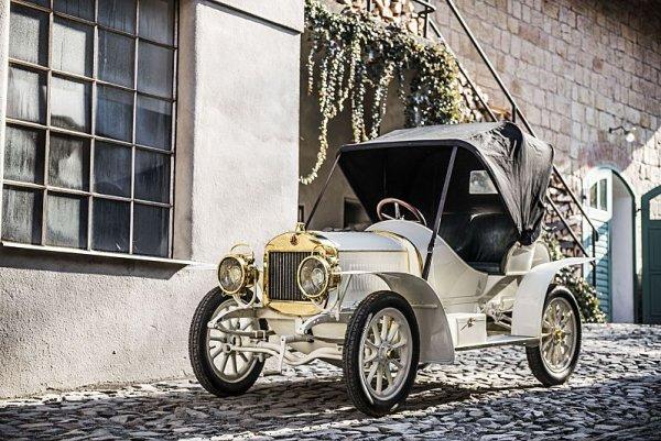 Škoda Auto na pařížské výstavě Rétromobile