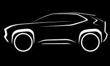 Toyota v Evropě nabídne nové malé SUV