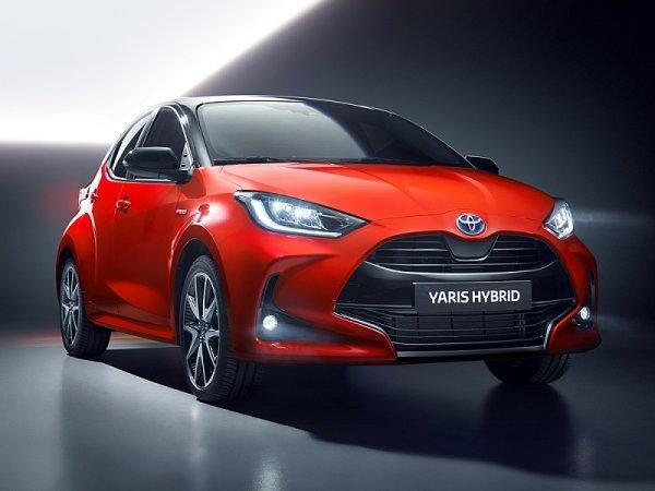 TPCA bude vyrábět Toyotu Yaris