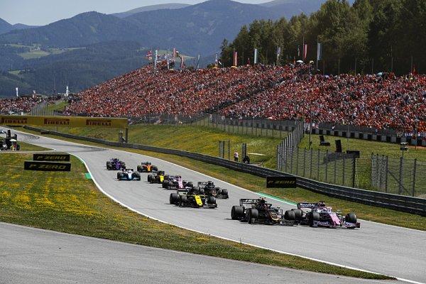 Cesta k dvojité Velké ceně Rakouska je volná
