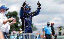 Rosenqvist vystřídá u McLarenu Askewa