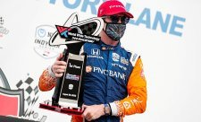Dixonovi se vydařila odveta za Indy500
