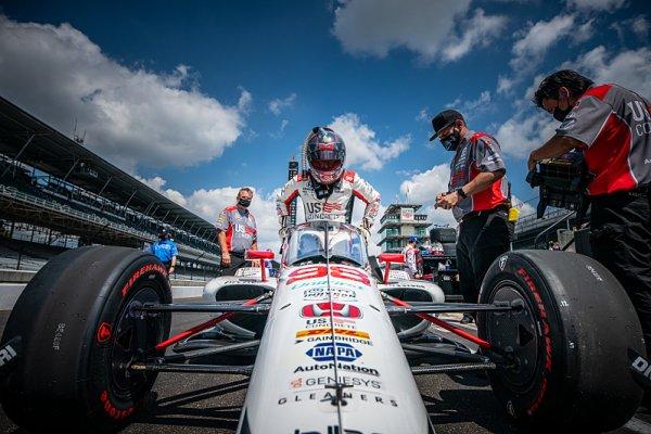 Zatím v režii Hondy, nejrychlejší Andretti