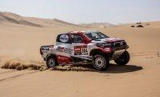 Toyota na Dakaru spoléhá na Al-Attíju