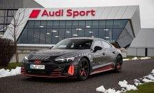 Audi e-tron GT emisně neutrální i při výrobě