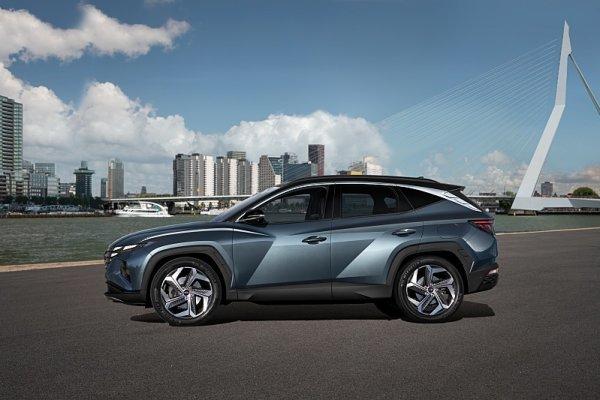 Také Hyundai Tucson už je elektrifikovaný