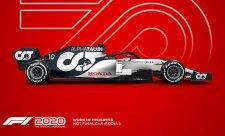 F1 2020 vyjde, i když se nebude závodit