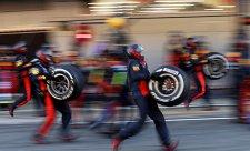 Logistické šílenství F1