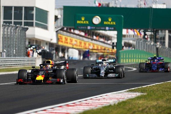 Nejlepší by bylo celou sezonu F1 odpískat