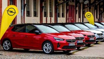 Opel Corsa do prodeje v ČR