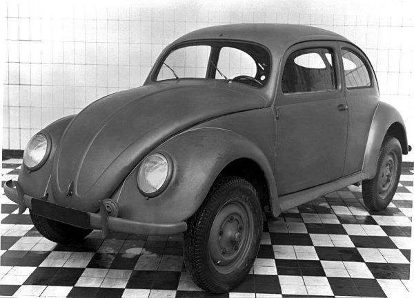 Před 75 lety začala sériová výroba Brouka
