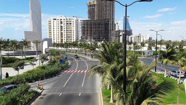 Městský okruh v Džiddě navrhne Tilke