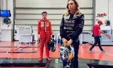 Ferrari vzalo Leclerkova bratra, hledá ženy