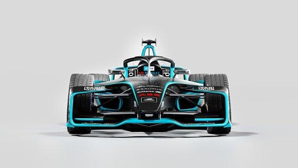 Formule E odhalila monopost pro příští sezonu