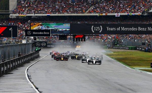 Hockenheimring vytlačuje z kalendáře Silverstone