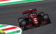 Leclerc vydoloval páté místo z použitých gum