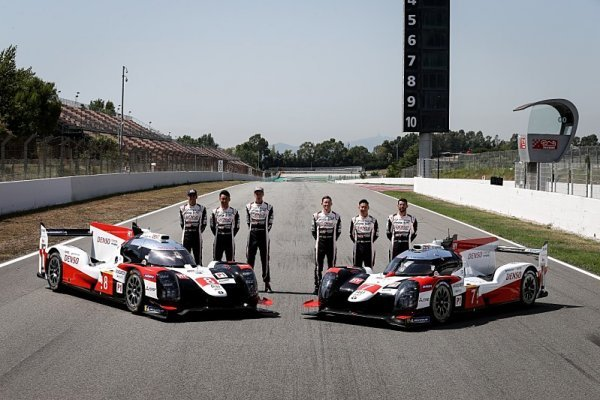 Toyota bude v Le Mans usilovat o hattrick