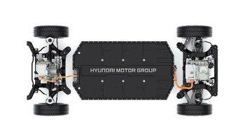 Hyundai a Kia představily platformu pro elektromobily