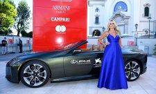 Lexus opět rozhýbal benátský festival