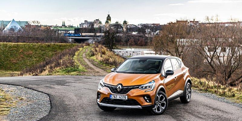 Renault přichází s novým Capturem