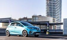 Renault začal v Česku prodávat modernizovaný ZOE
