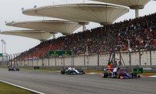 Formule 1 by ráda dvojí velkou cenu v Šanghaji