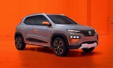 Dacia Spring má být nejdostupnější elektromobil v Evropě