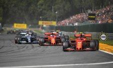 Rozpočtový strop ve F1 půjde dolů