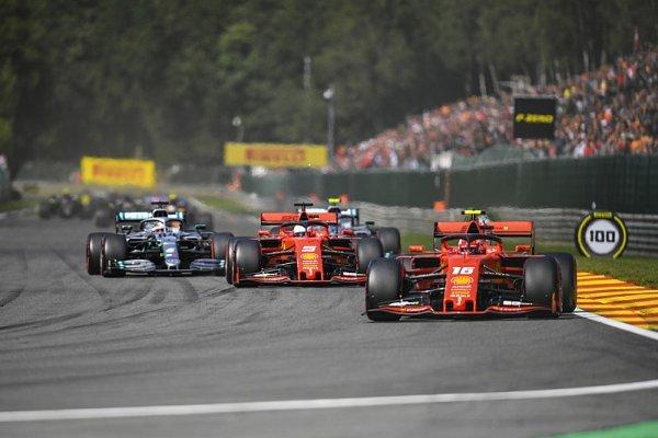 Neuvěřitelné – F1 stále počítá s 19 závody!