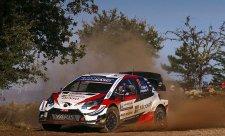 Evans zůstává v čele rallyového šampionátu