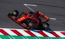 Ferrari nejspíš v Austrálii nezvítězí