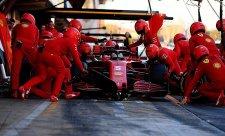 Nemůžeme vyhrát, tvrdí Ferrari