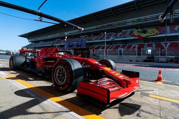 Už kývlo i Ferrari