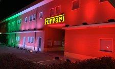 Ferrari chce znovu nastartovat 14. dubna