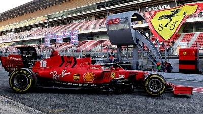 Předseda Ferrari nemá závodění rád