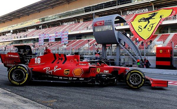 Ferrari si může sbalit svých pět švestek