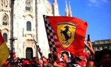 IndyCar uvítá Ferrari s otevřenou náručí