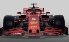Pozitivní zprávy z tunelu Ferrari