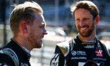 Grosjean a Magnussen opouštějí Haas