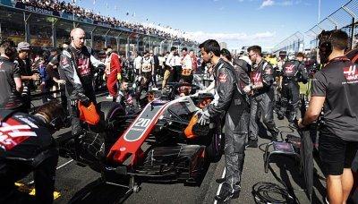 Také Haas představí auto až při testech