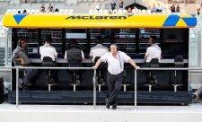 Krize zabrzdila i návrat McLarenu mezi špičku