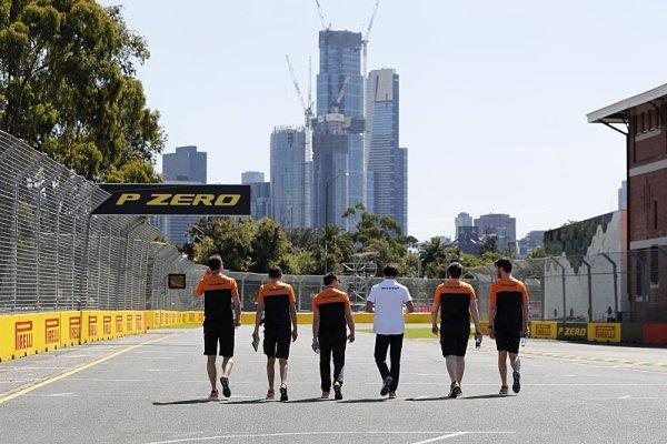 Parta z McLarenu je zase pohromadě