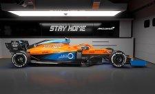 McLaren se zadluží