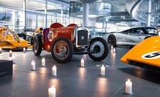 McLaren si připomněl svého zakladatele