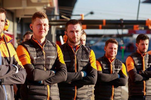 Členům týmů F1 začal běžet čas v karanténě