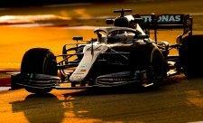 Obavy Mercedesu se týkají pneumatik