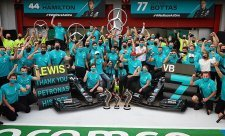 Mercedes reorganizuje tým F1